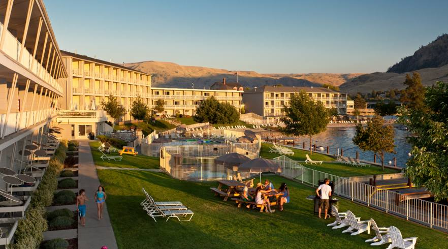 Lake Chelan Resorts