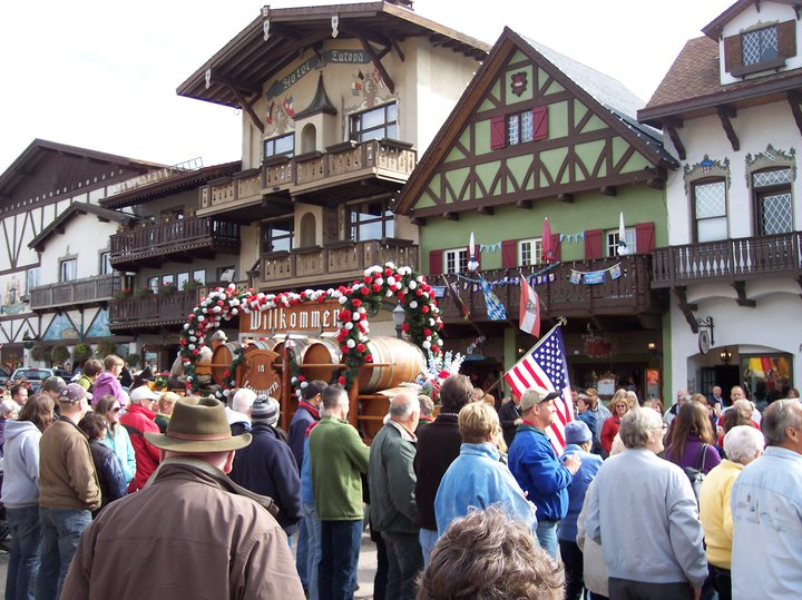Leavenworth Washington Oktoberfest