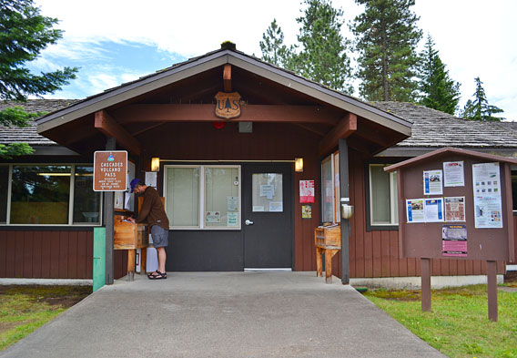 Mt Adams Ranger Station