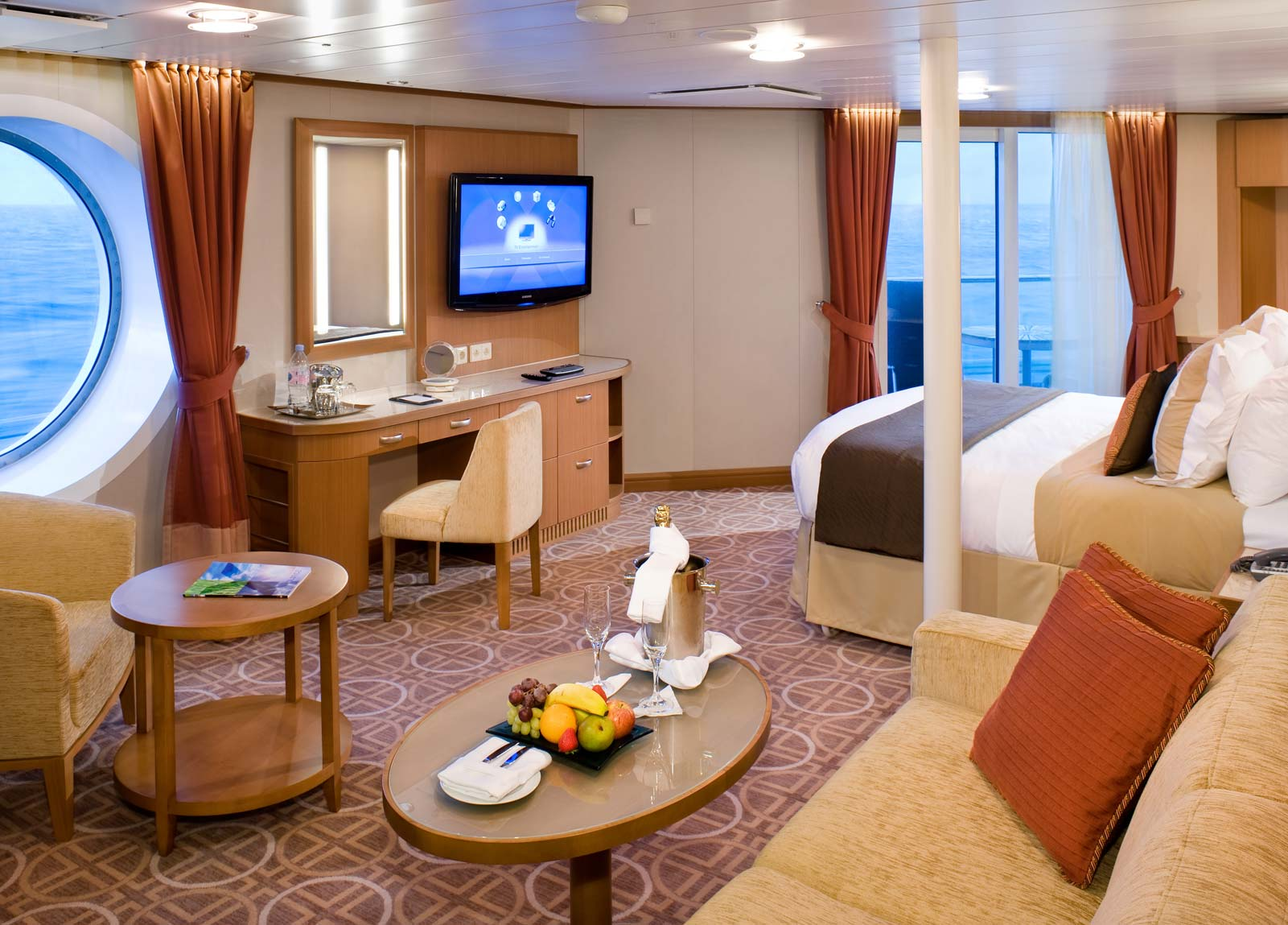 Celebrity Cruises Rooms