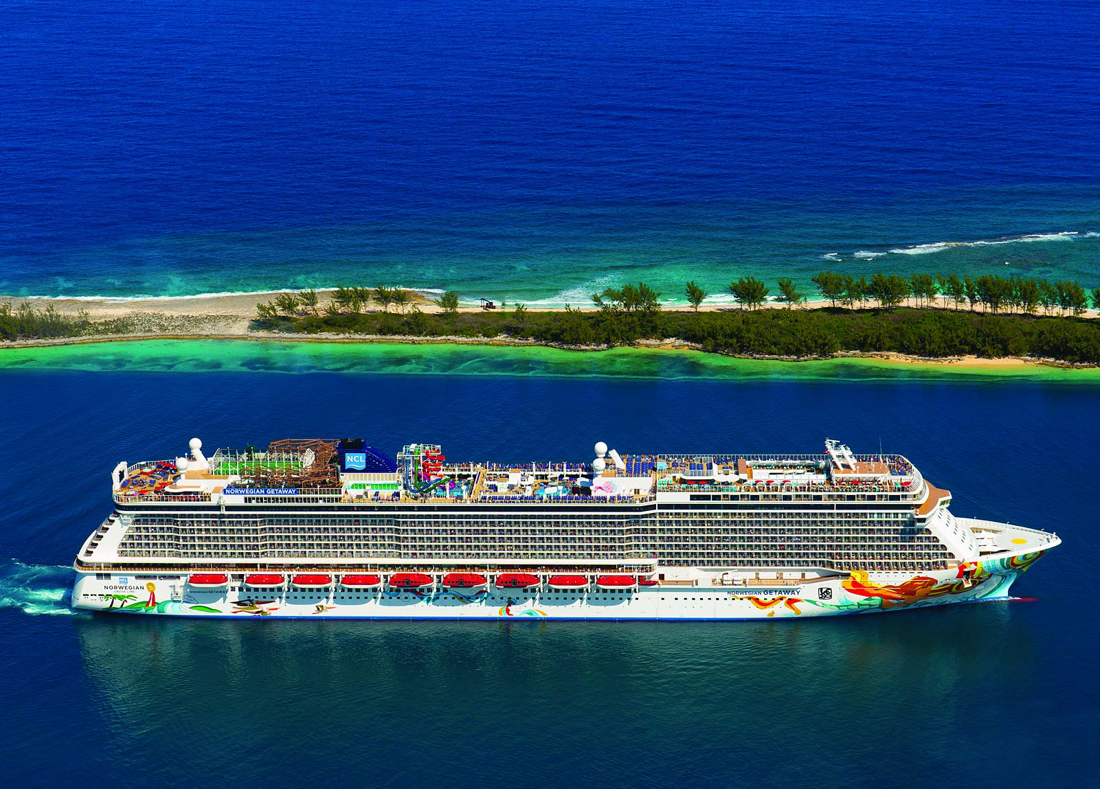 how to get from miami to bahamas