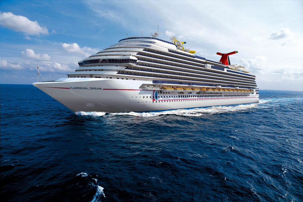 carnival cruise 1 what global forces have contributed to the growth of the cruise line industry