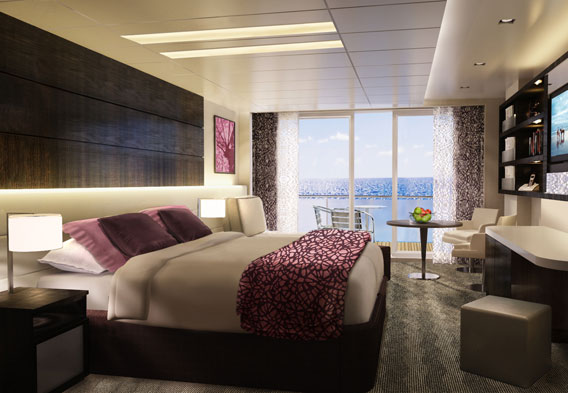 Norwegian Getaway Rooms