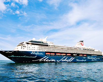 TUI Cruises  Mein Schiff Cruise Ship