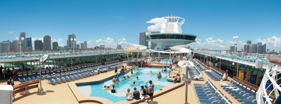Quantum of the Seas Attractions