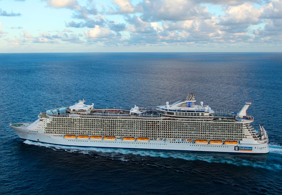 Royal Caribbean Allure