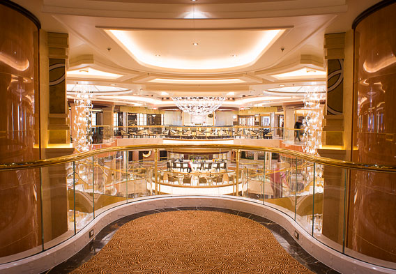 Princess Cruises inside