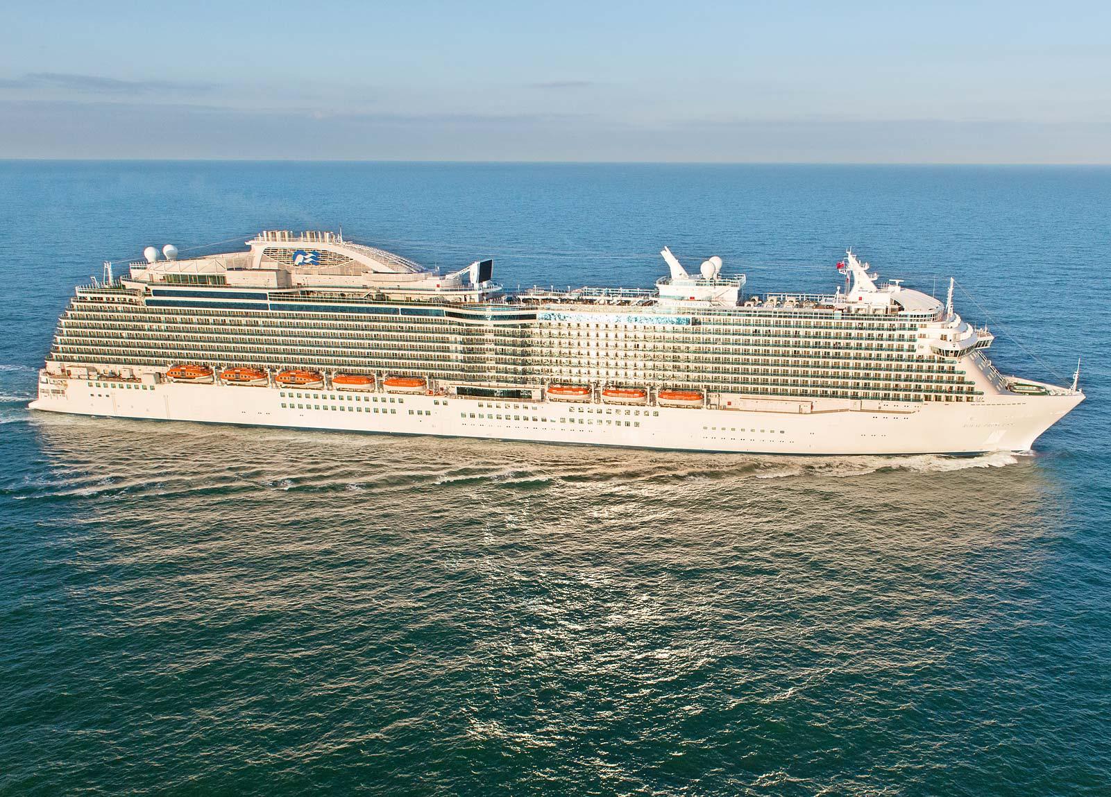 Royal Princess U2013 Princess Cruise Lines