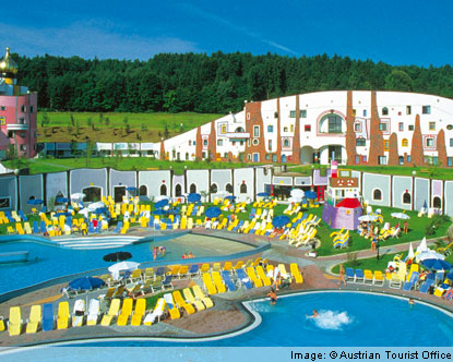 Austria Spas - Thermal Spa Austria - Hot Springs Austria