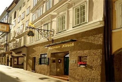 Luxury Collection Hotel Goldener Hirsch