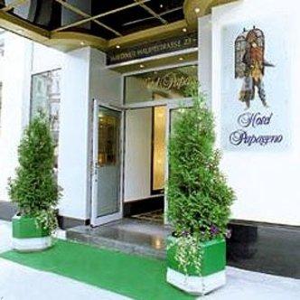 Top Hotel Papageno