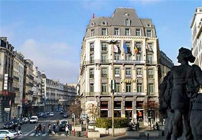 Marriott Brussels