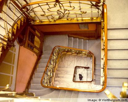 horta museum brussels art museum. Black Bedroom Furniture Sets. Home Design Ideas