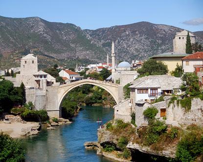 Stari Most (Mostar Köprüsü)