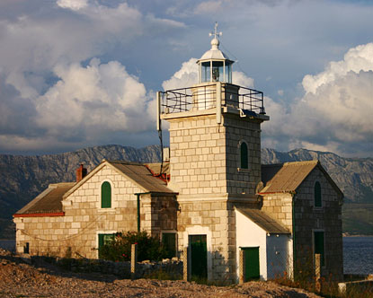 Croatia Lighthouses