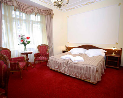 Luxury Hotels in Czech Republic