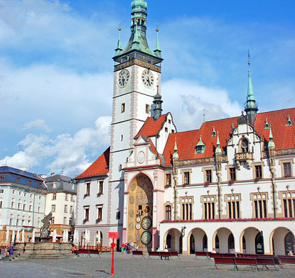 Olomouc Olomouc Travel Things To Do In Olomouc