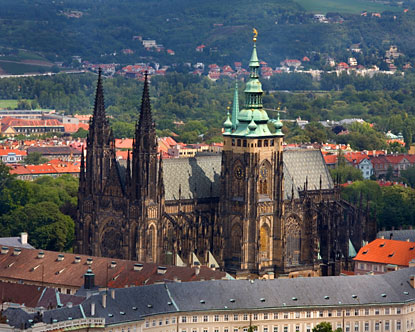 Prague Castle Prague Castle Tours