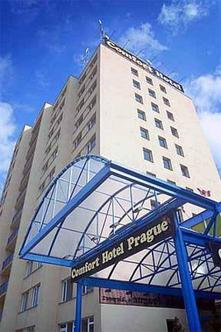 Comfort Hotel Prague Airport