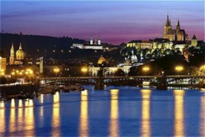 Crowne Plaza Hotel Prague Castle