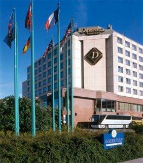 Golden Tulip Diplomat Hotel