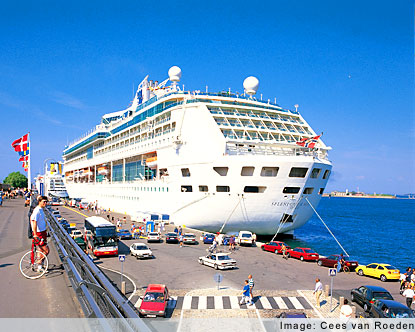 Cruises to Denmark