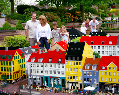 Legoland – The Fun Filled Lego Theme Park