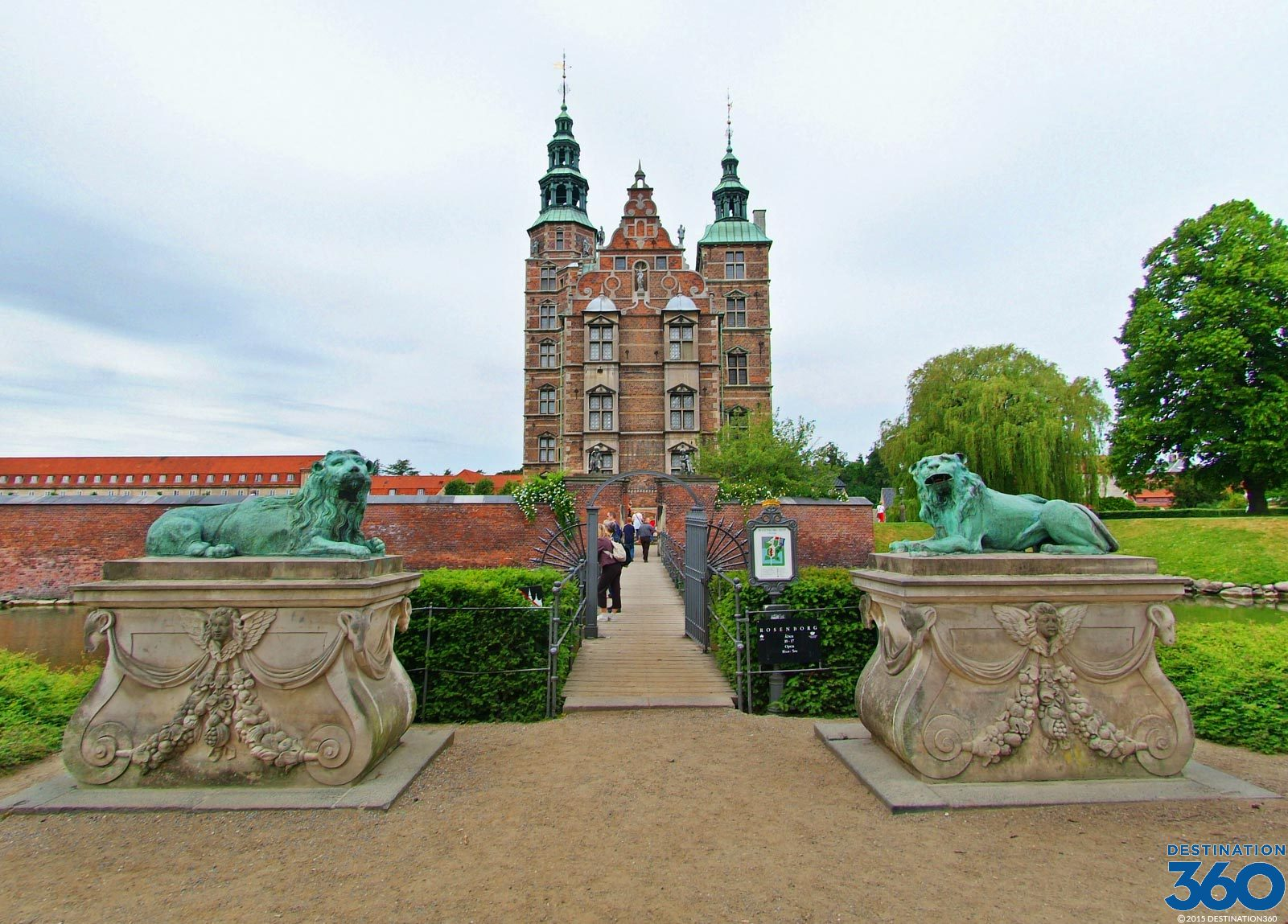 Rosenborg Castle Virtual Tour