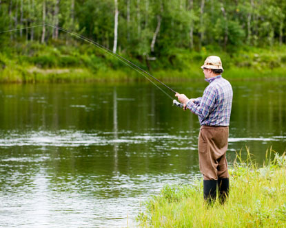 Finland fishing finnish fishing for South dakota ice fishing guides