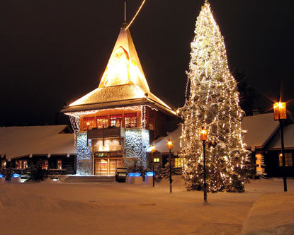Rovaniemi Finland Rovaniemi Travel