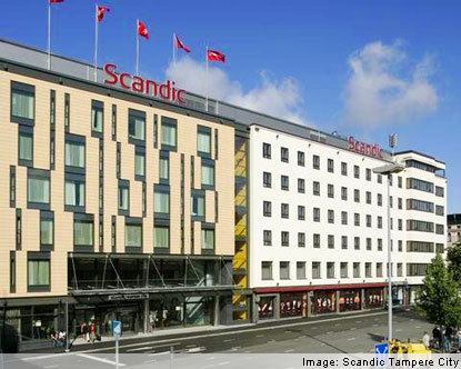 Tampere Hotels - Accommodation In Tampere