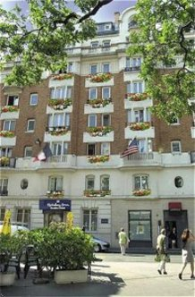 Holiday Inn Garden Court Paris Auteuil