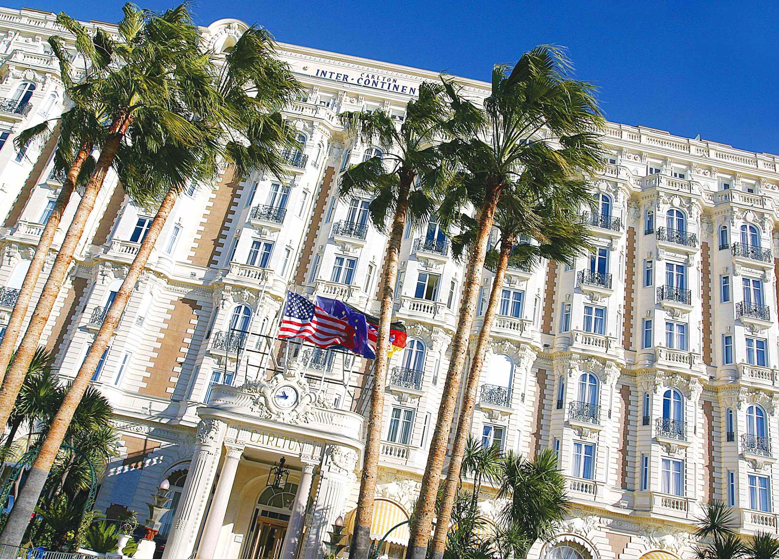 Intercontinental Cannes Carlton