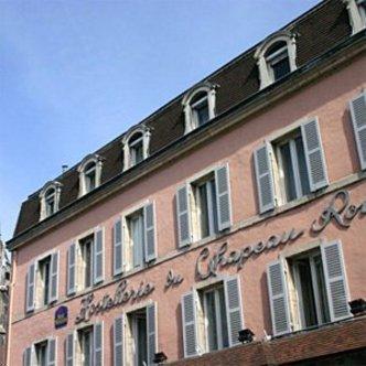 Best Western Hostellerie Du Chapeau Rouge