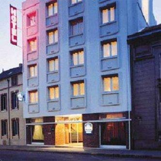 Best Western Hotel De Champagne