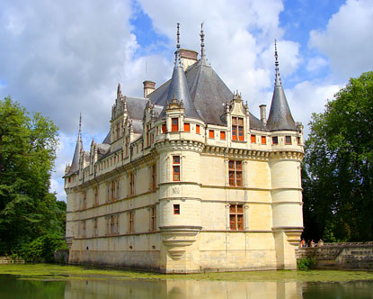 azay le rideau chateau d azay le rideau. Black Bedroom Furniture Sets. Home Design Ideas