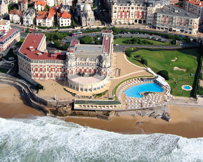 Biarritz Hotels  Star