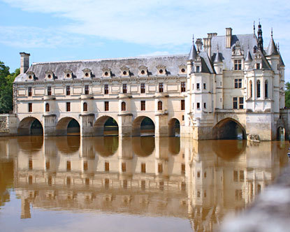 Chenonceau Castle Castles In Loire Valley