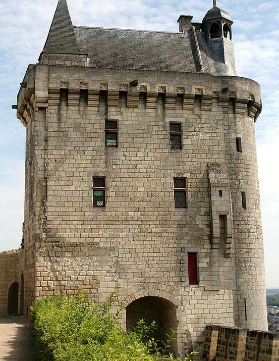 Chinon Chateau De Chinon