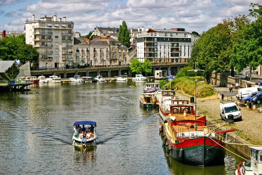 Luxury Hotels In Nantes France