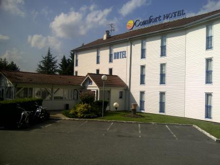 Comfort Inn Lagny Sur Marne