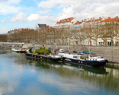 Lyon Cruises Lyon France River Cruises Rhone River Cruise In Lyon - France river cruise
