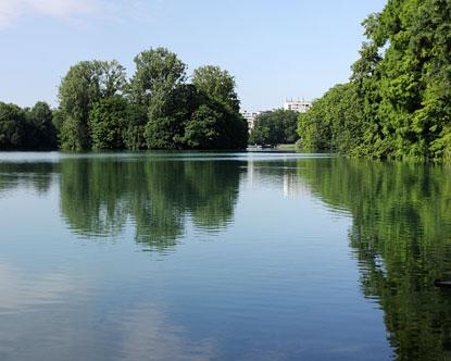 Parc De La Tete D Or Largest Park In France Park In