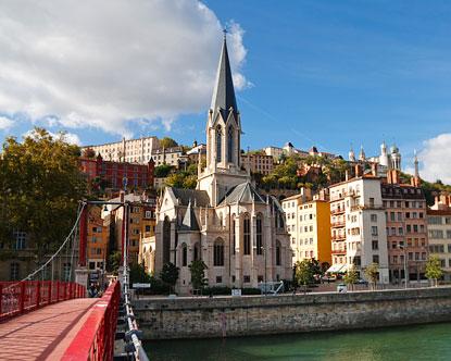 Vieux Lyon - Old Lyon - Hotels in Vieux Lyon