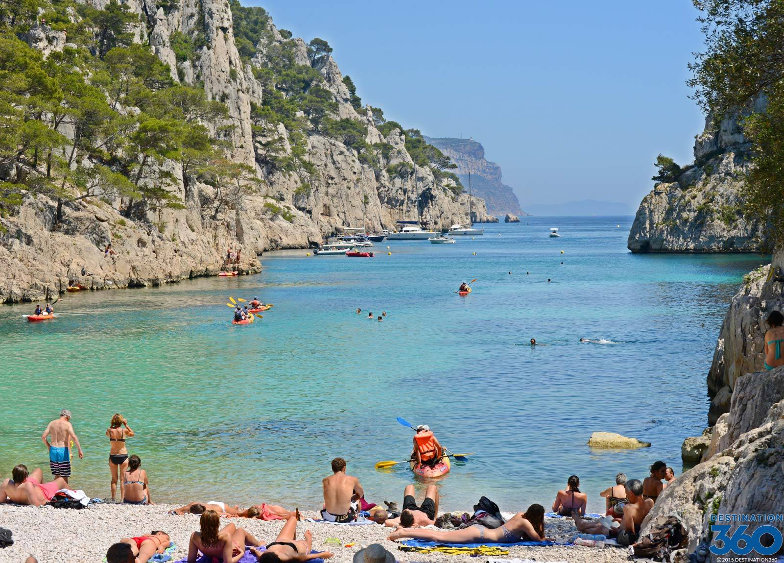 Calanques Beach
