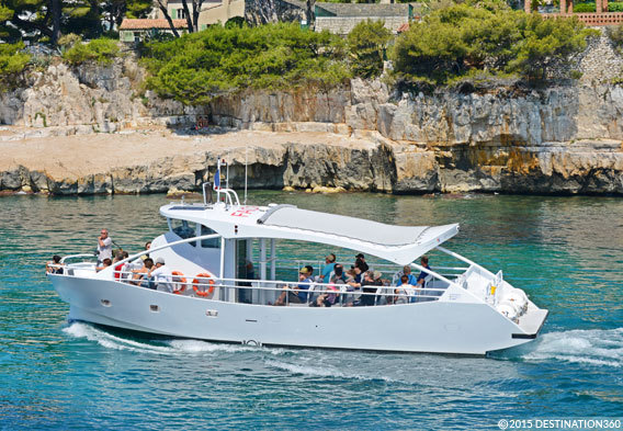 Calanques Cruise Tours