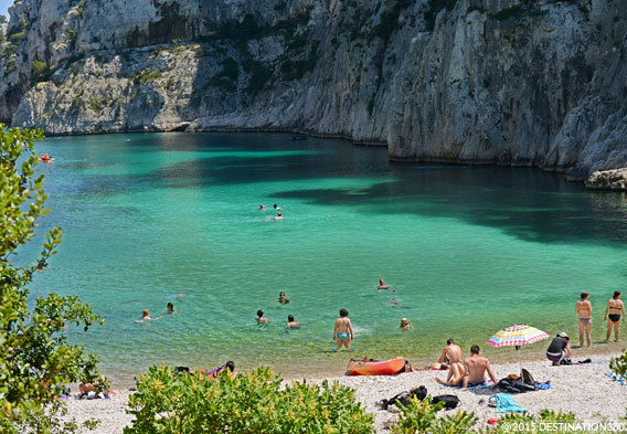 Cassis Beaches
