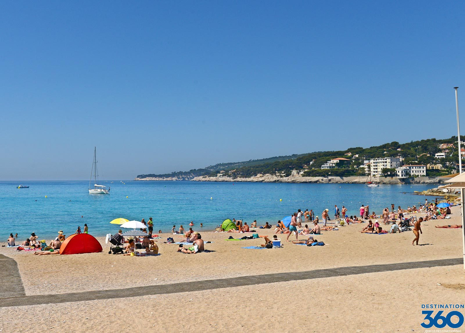 Cassis France Beaches