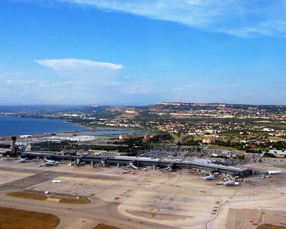 Marseille Airport Marseille Provence International