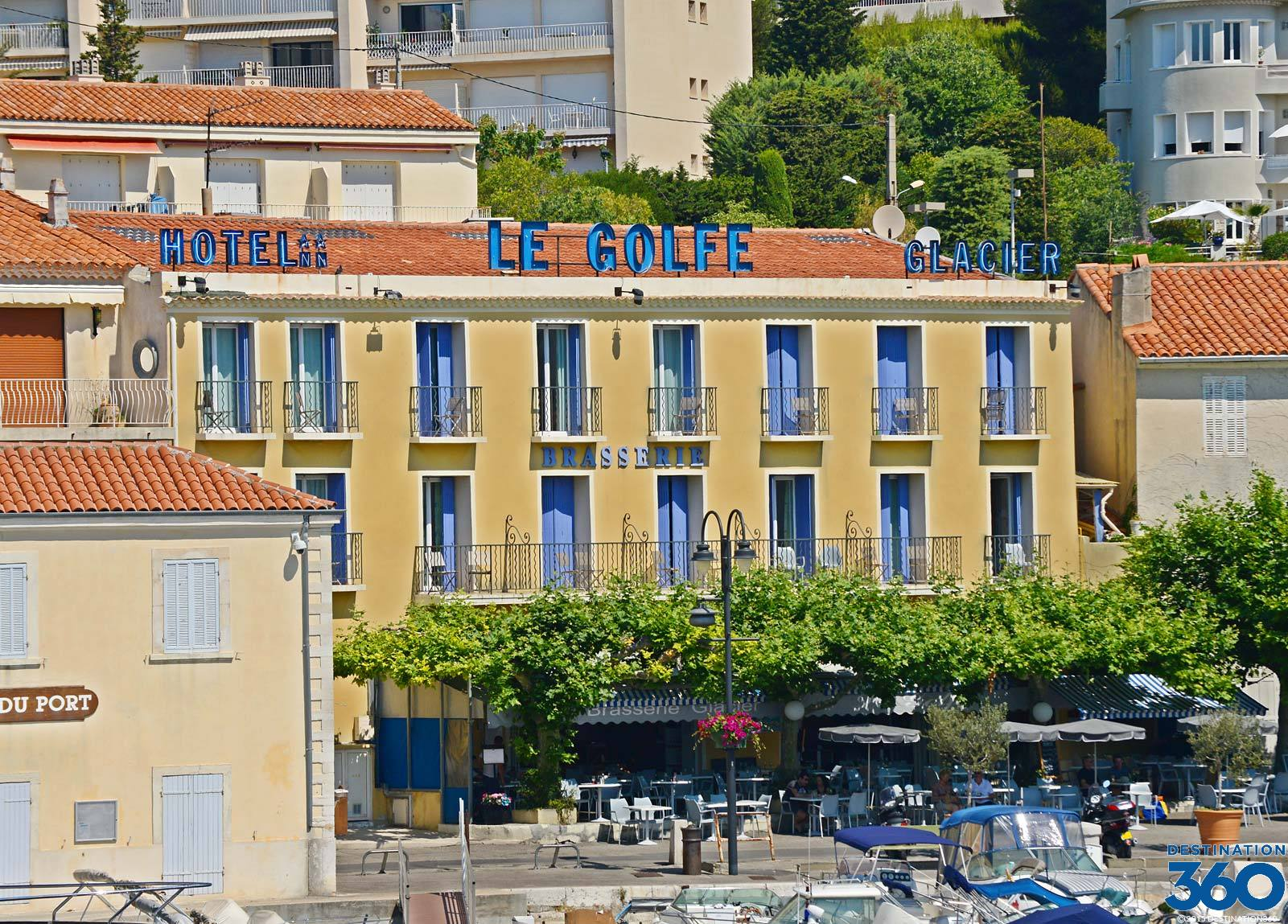 Cassis france hotels cassis accommodations - Hotel les jardins de cassis ...